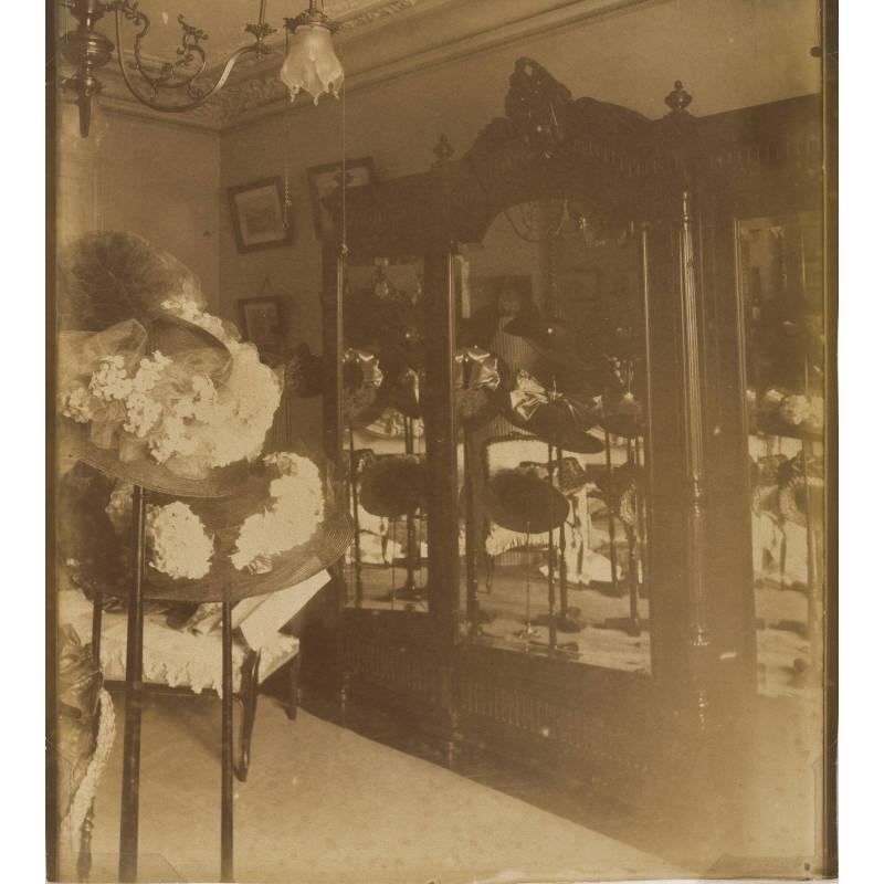Untitled (Milliner's Shop)
